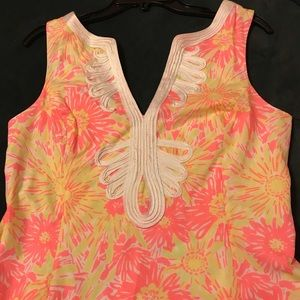 Lilly Pulitzer Dress Size 6 NWOT